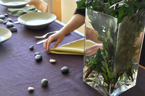 RITUALS / TENDING THE TABLE