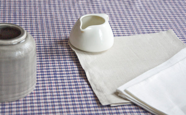 RITUALS / PRAISE FOR LINEN NAPKINS