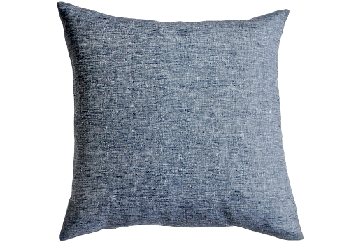 Jean Puddle Textured Throw Pillow - Modernplum
