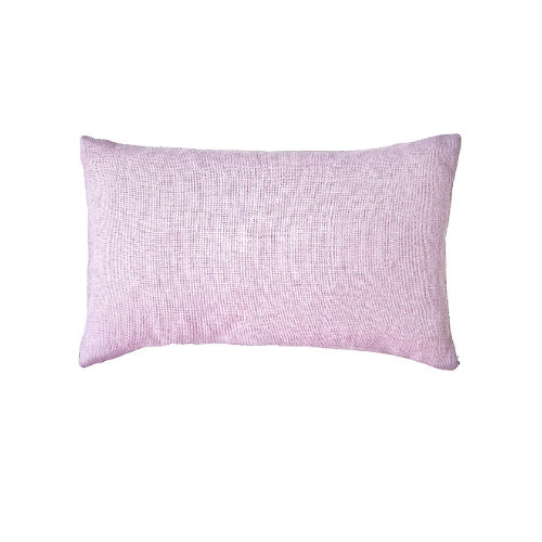 Simple  Lilac Accent Pillow