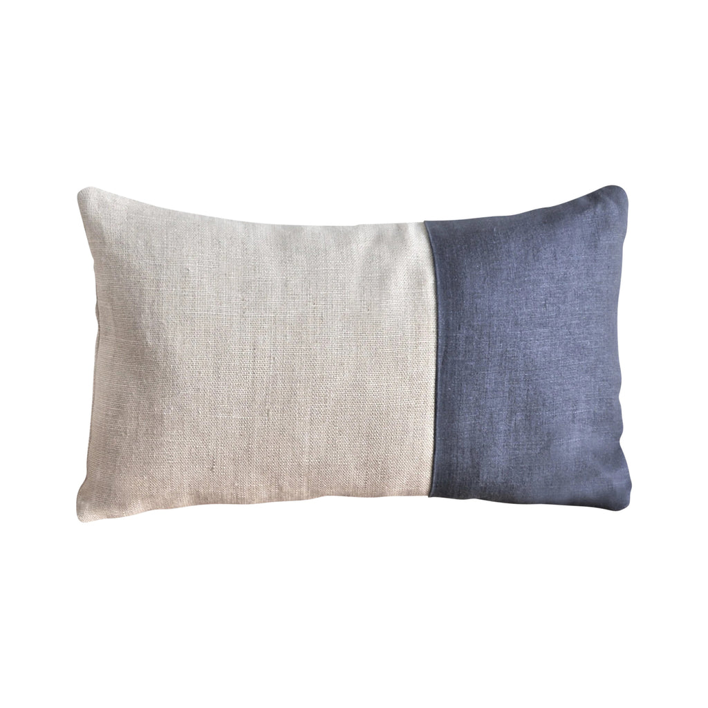 Claire Accent Pillow Indigo