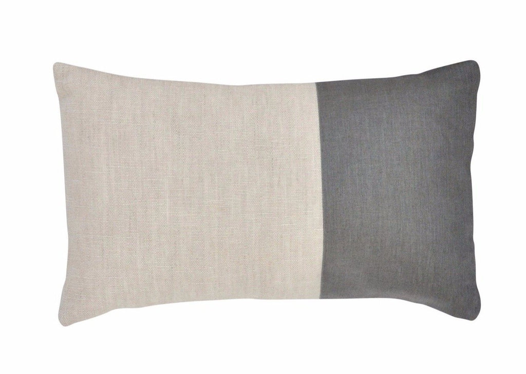 Claire Accent Pillow Pebble - Modernplum