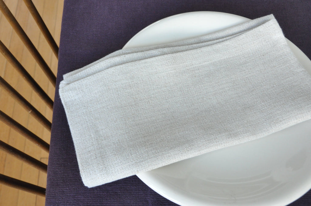 Runyon Thick Oversize Napkin / Set of 4 - Modernplum
