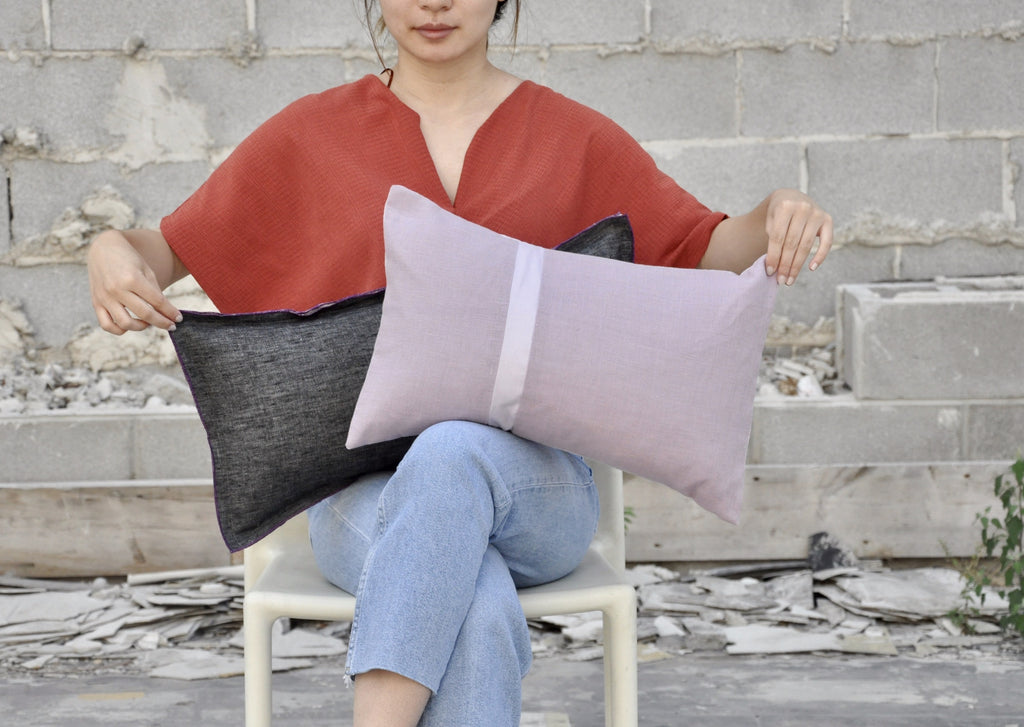 Lilac Accent Pillow - Modernplum