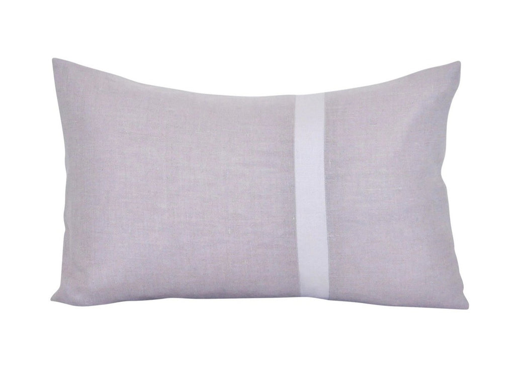 Lilac Accent Pillow