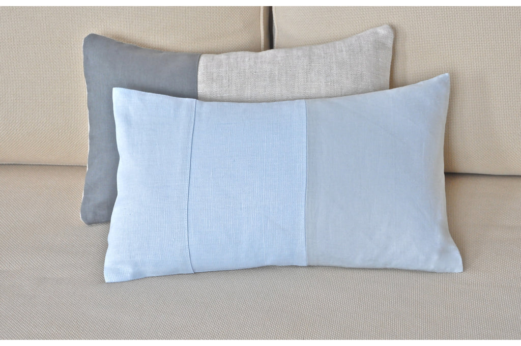 Sky Accent Pillow - Modernplum