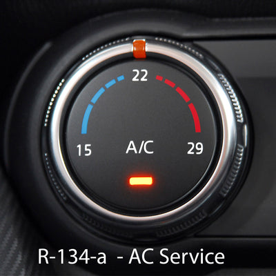 Air Conditioning Service R-134a