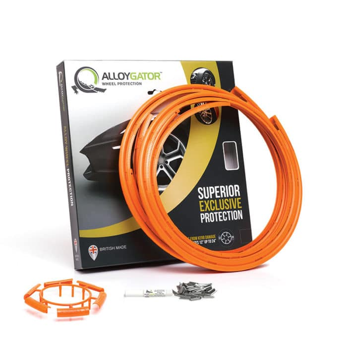 Alloygator Wheel Protector Set (Fully Fitted)