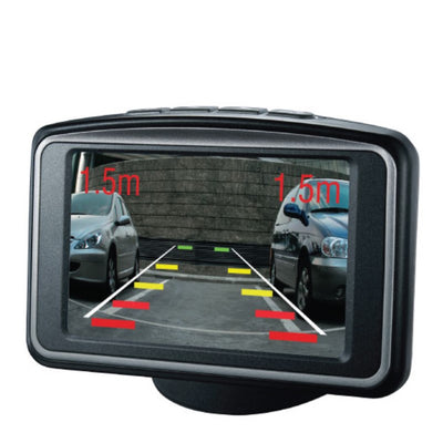 Reversing Camera With Dash Monitor Display
