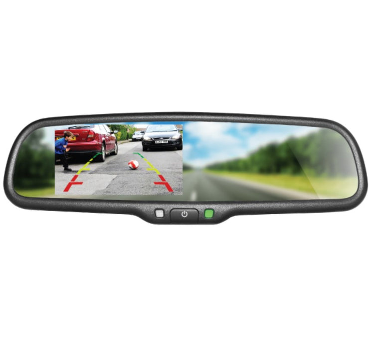 Rear View Mirror Monitor & Camera Standard Version