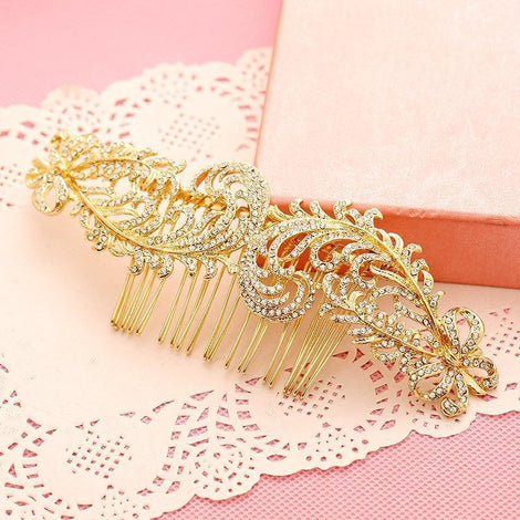 Gold & Rose Gold Combs
