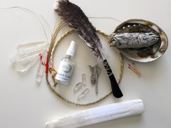 SweetGrass [Divine Smudge Mist]