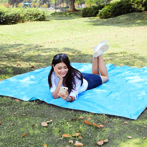 Outdoor Moistureproof Foldable Camping Mat