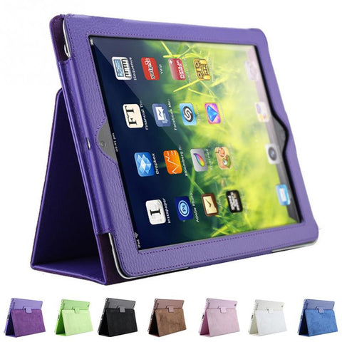 Apple ipad Stand Holder Flip Case