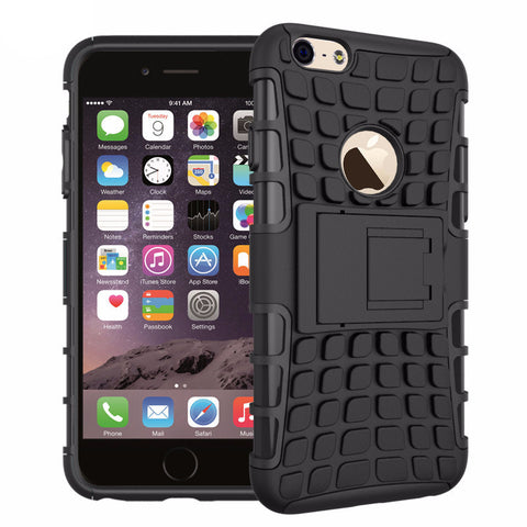 Armor Shockproof Hybrid Case for iPhone 6