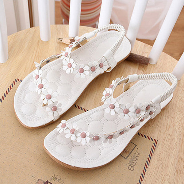 Summer 2017 Flower Girls Flats Shoes