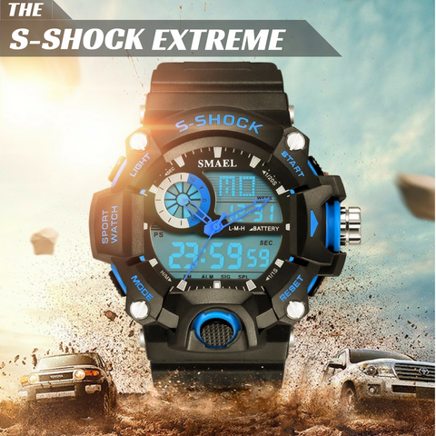 The S-Shock Extreme