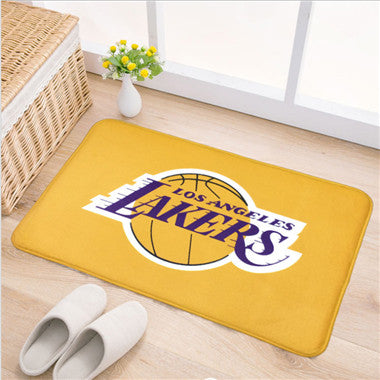 Kobe Approved Los Angeles Lakers Bathroom Mat