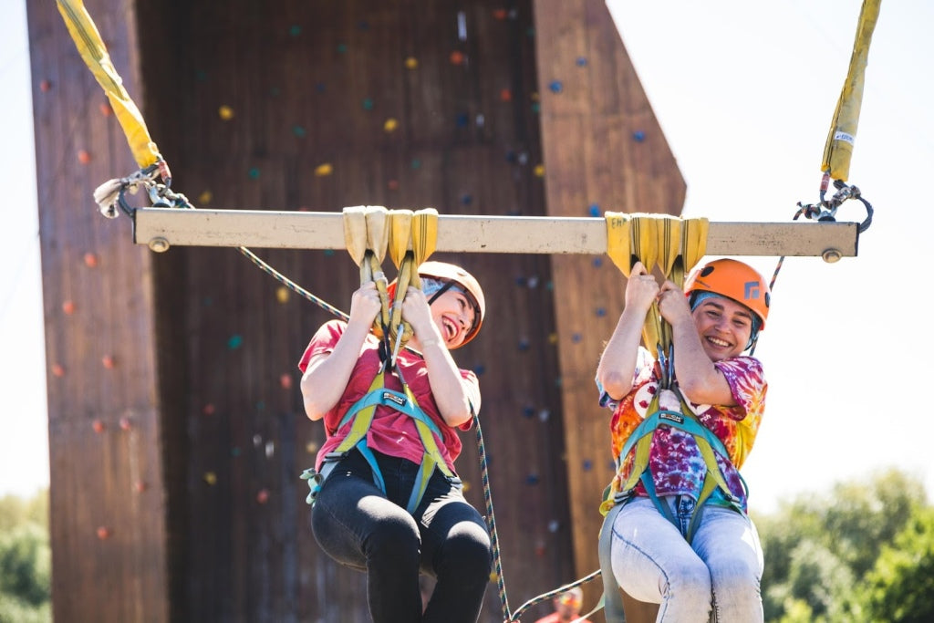 Conquering Fear and Building Faith at Camp