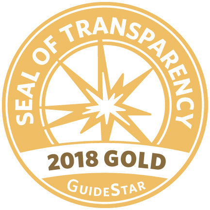 Hope Now has achieved Guide Star's Gold Seal of Transparency!