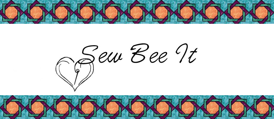 Sew Bee It Banner