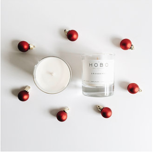 Cranberry Classic Tumbler Soy Candle