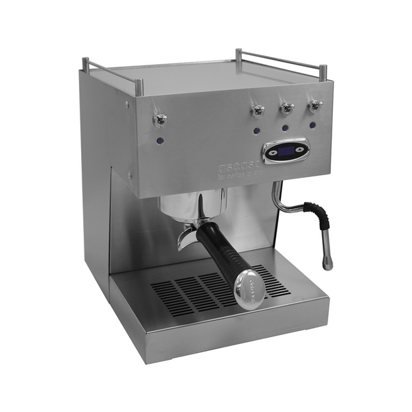 Ascaso STEEL Uno Professional-PID V4 Espresso Machine - The Concentrated Cup