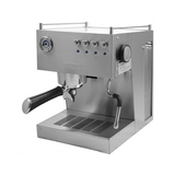 Ascaso STEEL Uno Professional-V3 Espresso Machine - The Concentrated Cup