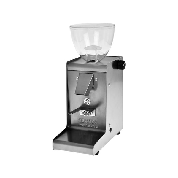 Ascaso i-STEEL (I-1) Flat Burr Grinder [250W motor] - The Concentrated Cup