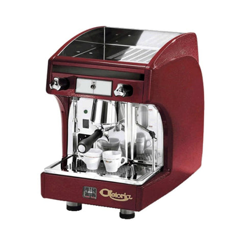 Astoria PERLA (1Grp) Espresso Machine (Semi-Automatic) - The Concentrated Cup