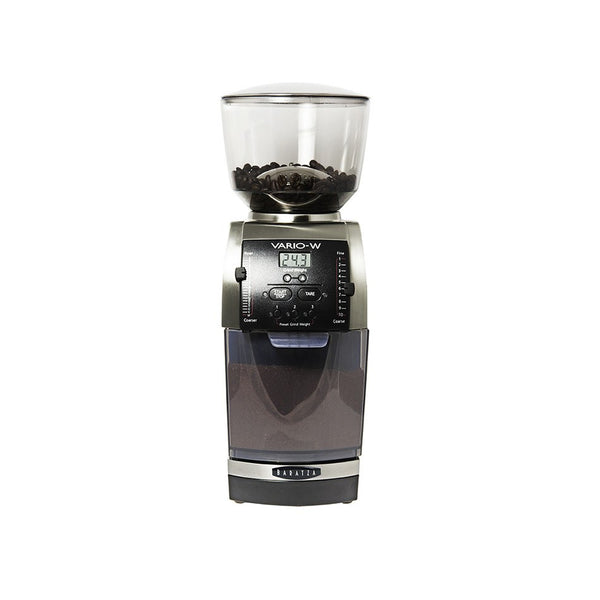 Baratza VARIO-W Flat Ceramic Burr Grinder - The Concentrated Cup