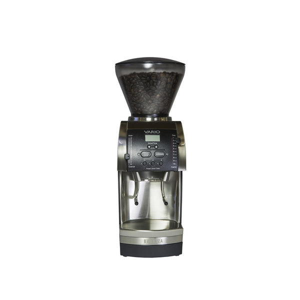 Baratza VARIO Flat Ceramic Burr Grinder - The Concentrated Cup