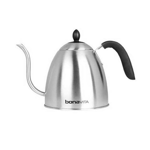 Bonavita 1.0L Stovetop Gooseneck Kettle - The Concentrated Cup
