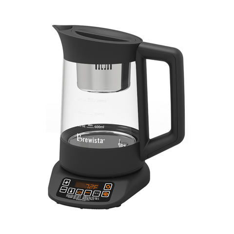 Brewista 1.2L Smart Brew Automatic/ Digital Tea Kettle - The Concentrated Cup
