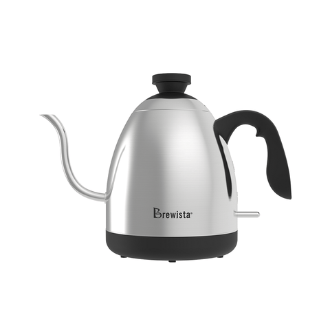 Brewista 1.2L SmartPour Electric Cupping Kettle (with Temperature Gauge) - The Concentrated Cup