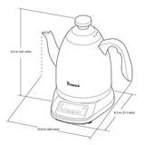 Brewista 1.2L Stout Spout Variable Temperature Cupping Kettle - The Concentrated Cup