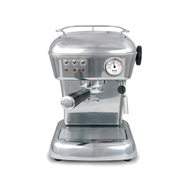 The Concentrated Cup - Ascaso DREAM UP V3 Espresso Machine - Polished Aluminum - 1