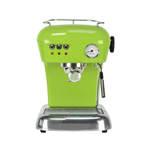 The Concentrated Cup - Ascaso DREAM UP V2 Espresso Machine - Fresh Pistachio (Gloss Finish) - 3