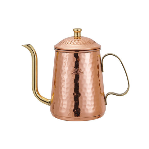Kalita Copper Pot 600 - The Concentrated Cup