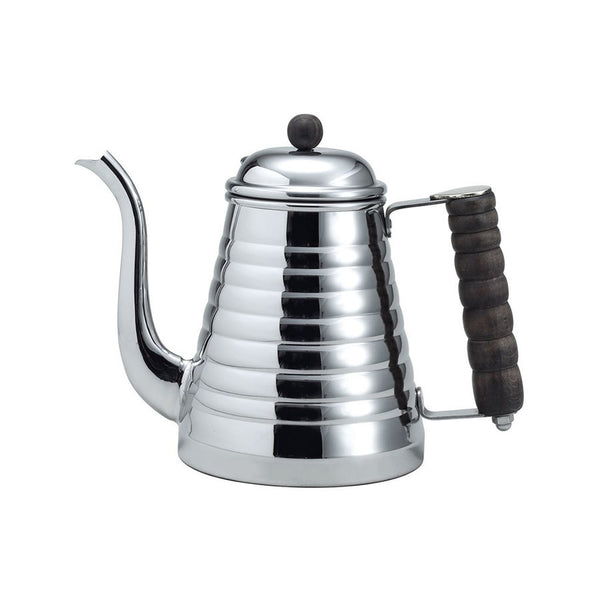 Kalita Wave Stainless Steel Kettle (1L) - The Concentrated Cup