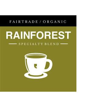 Klatch Coffee - Rainforest Specialty Blend [Fair Trade Organic] - The Concentrated Cup
