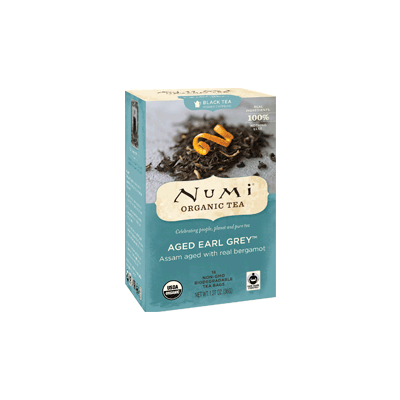 NUMI Aged Earl Grey (Black Tea) - The Concentrated Cup