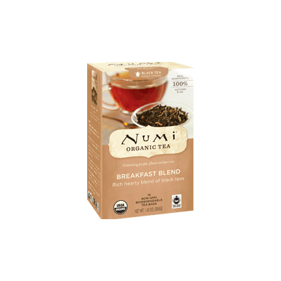 NUMI Breakfast Blend (Black Tea) - The Concentrated Cup