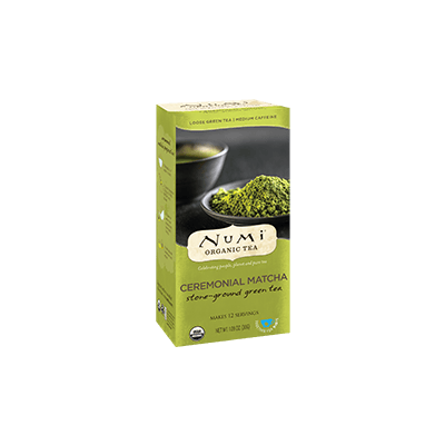 NUMI Ceremonial Matcha Loose Leaf (Green Tea) - The Concentrated Cup