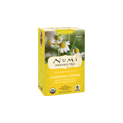 "NUMI Chamomile Lemon (Herbal Tisane/ ""Teasan"") - The Concentrated Cup"