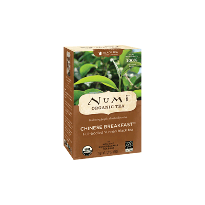NUMI Chinese Breakfast (Black Tea) - The Concentrated Cup