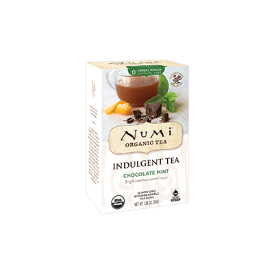 NUMI Chocolate Mint (Indulgent Tea) - The Concentrated Cup