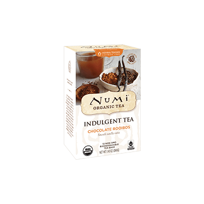 NUMI Chocolate Rooibos (Indulgent Tea) - The Concentrated Cup