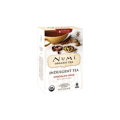 NUMI Chocolate Spice (Indulgent Tea) - The Concentrated Cup
