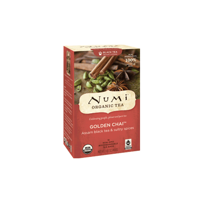 NUMI Golden Chai (Black Tea) - The Concentrated Cup